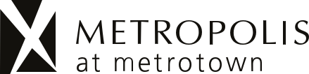 Metropolis at Metrotown Logo