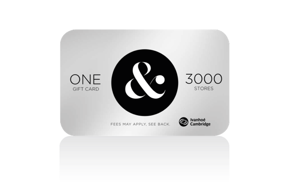 Image of the giftcard